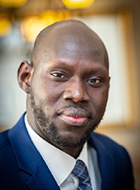 Chol Majok - Syracuse Common Councilor, District 3