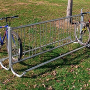 OCNA Awarded Bike Rack for Park